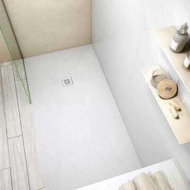 Acquabella Base Slate 1200x700 Shower Tray