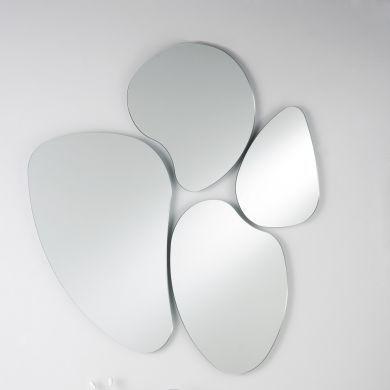 Pebbles Designer Bathroom Mirror Collection - Main Image
