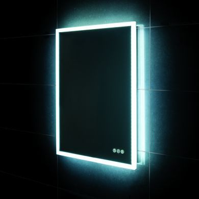 BC Designs Damana 3-Touch 900x600mm Mirror