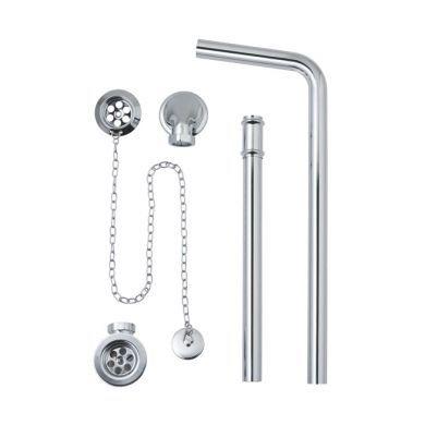 BC Designs Exposed Plug & Chain Bath Waste