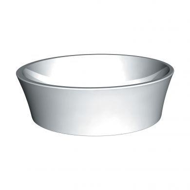 BC Designs Gloss White Delicata Cian Basin