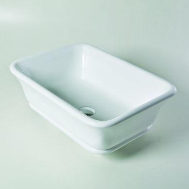 BC Designs Gloss White Magnus/Senator Cian Basin