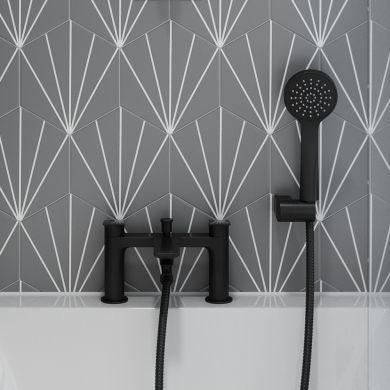 Britton Greenwich Bath Shower Mixer