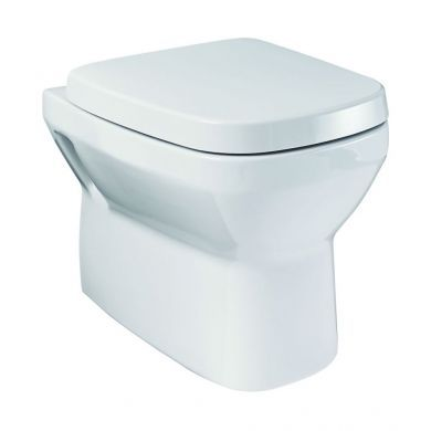 Britton MyHome Wall-Hung Toilet and Soft Close Seat