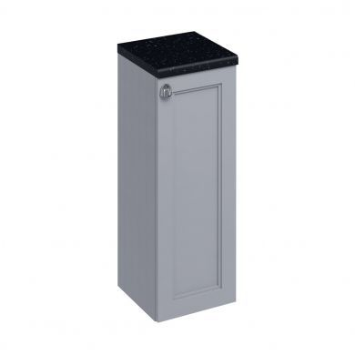 Burlington 300mm Single Door Storage Unit - Classic Grey