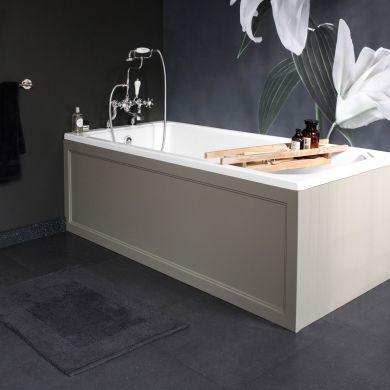 Burlington Arundel Cleargreen Bath and Panels 1700x750mm