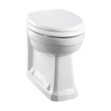 Burlington Standard Back To Wall WC Pan