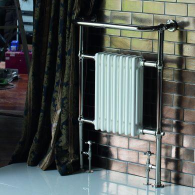 Burlington Trafalgar Traditional Towel Radiator