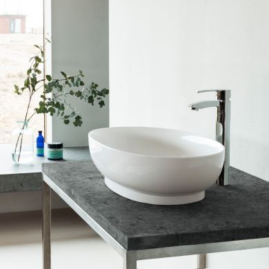 Clearwater Puro ClearStone Countertop Basin