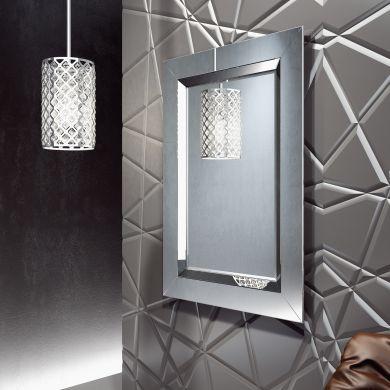 Bathroom Origins Modena 110 Mirror - 780X1100mm - Main Image