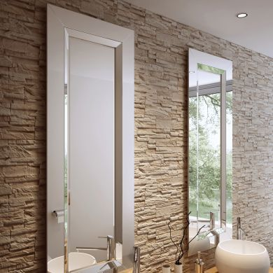 Bathroom Origins Modena 160 Mirror - 600X1600mm - Main Image