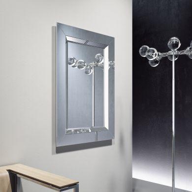 Bathroom Origins Modena 90 Mirror - 650X900mm - Main Image