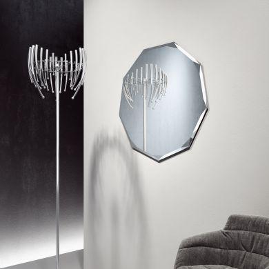 Bathroom Origins Polygon Mirror - 670X660mm - Main Image