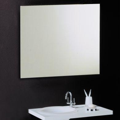 Bathroom Origins Slim 80 Rectangular Mirror - 800x1000mm