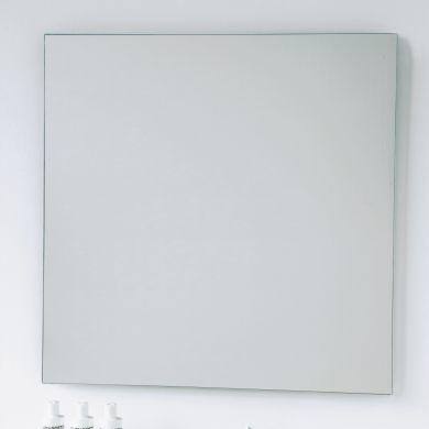 Bathroom Origins Slim Square 60 Mirror - 600X600mm - Main Image