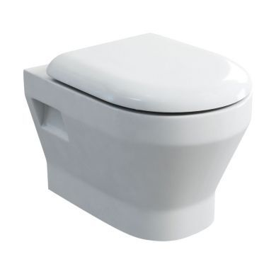 Britton Curve Wall Hung WC