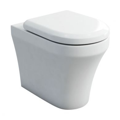 Britton Fine Standard Height Back To Wall WC