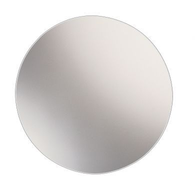 Gedy Round Polished Edge Mirror - 650mm - Main Image