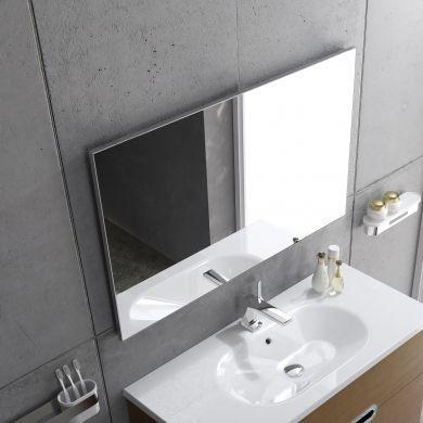 Sonia Aluglass 100 Framed Mirror - 1000X700mm - Main Image