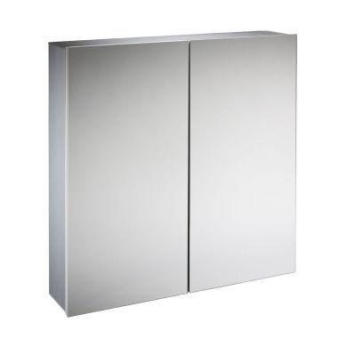 Tavistock Balance 600mm Double Mirror Door Cabinet