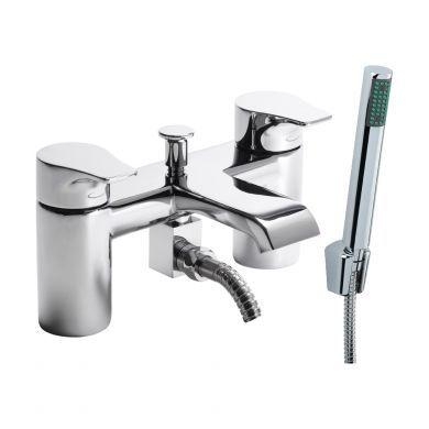 Tavistock Blaze Bath and Shower Mixer With Handset