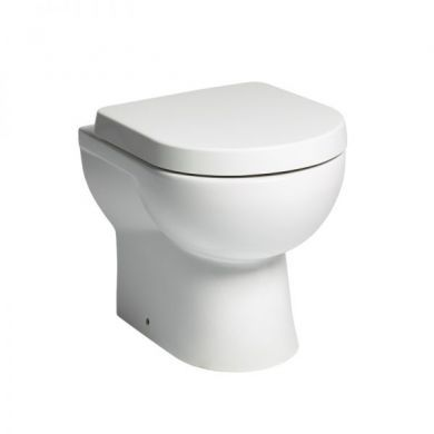 Tavistock Ion Back To Wall Toilet With Wrap Over Seat