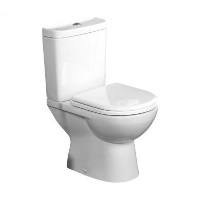 Tavistock Micra Short Projection Close Coupled Toilet With Cistern and Seat