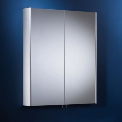 Tavistock Move 580mm Double Mirror Door Cabinet