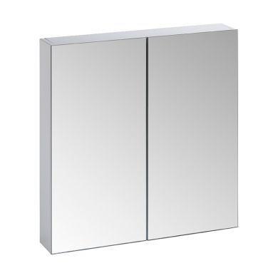 Tavistock Observe 600mm Double Mirror Door Cabinet