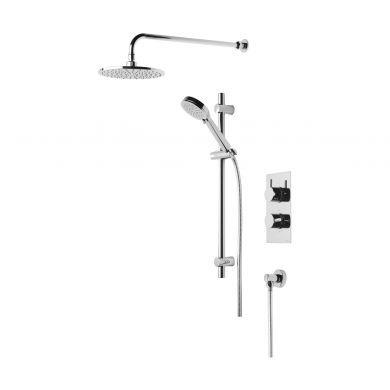 Tavistock Quantum Thermostatic Dual Function Diverter Concealed Shower System