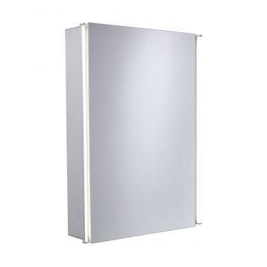 Tavistock Sleek 490mm Single Door LED Illuminated Cabinet