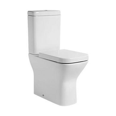 Tavistock Structure Comfort Height Fully Enclosed Toilet Unit