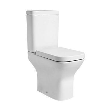 Tavistock Structure Comfort Height Open Back Close Coupled Toilet Unit