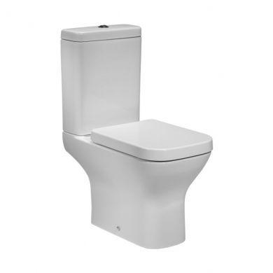 Tavistock Structure Open Back Close Coupled Toilet Unit