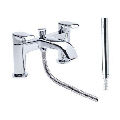 Tavistock Tier Bath Shower Mixer With Handset
