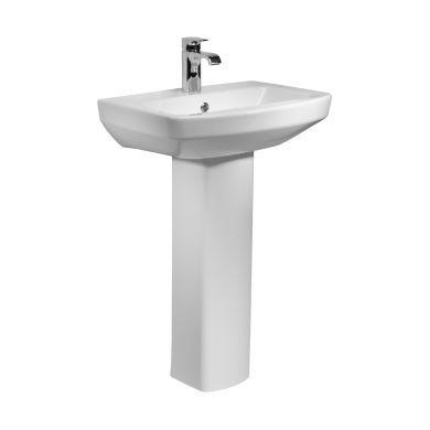 Tavistock Vibe 550mm Basin and Pedestal