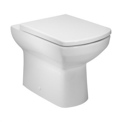 Tavistock Vibe Back To Wall Toilet With Seat