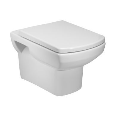 Tavistock Vibe Wall Hung Toilet With Seat