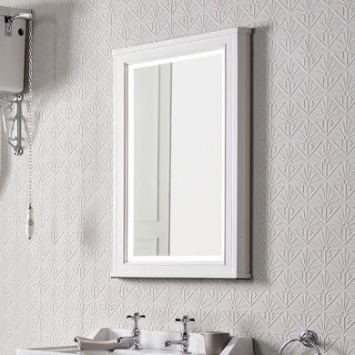 Tavistock Vitoria 556X790mm Framed Illuminated Mirror