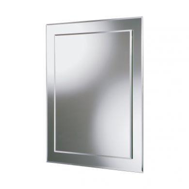 HiB Emma Bevelled Edge Mirror - 400x500mm