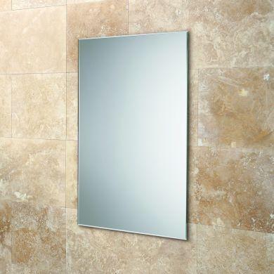 HiB Fili Bevelled Edge Slimline Mirror - 400x800mm