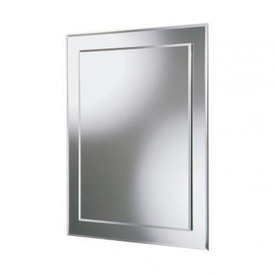 HiB Olivia Bevelled Edge Mirror - 400x600mm