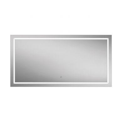 HiB Spectre 100 Steam Free Mirror With Adjustable LED Illumination - 1000x600mm