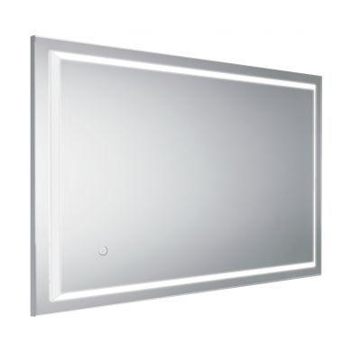 HiB Spectre 60 Steam Free Mirror With Adjustable LED Illumination - 600x800mm