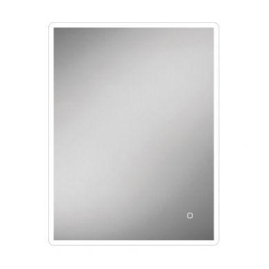 HiB Vega 60 Steam Free Mirror With LED Ambient Lighting - 600x800mm
