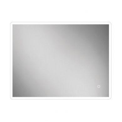HiB Vega 80 Steam Free Mirror With LED Ambient Lighting - 800x600mm