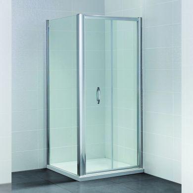 Frontline Identiti2 8mm Bi-Folding Shower Door - 1200mm