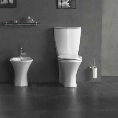 Olympia Designer Formosa Close Coupled Toilet - Main Image