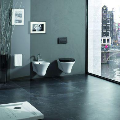 Olympia Designer Formosa Wall Hung Toilet - Main Image