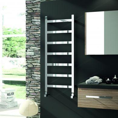 Radox Eros Designer Mild Steel Towel Radiator 1225x500mm